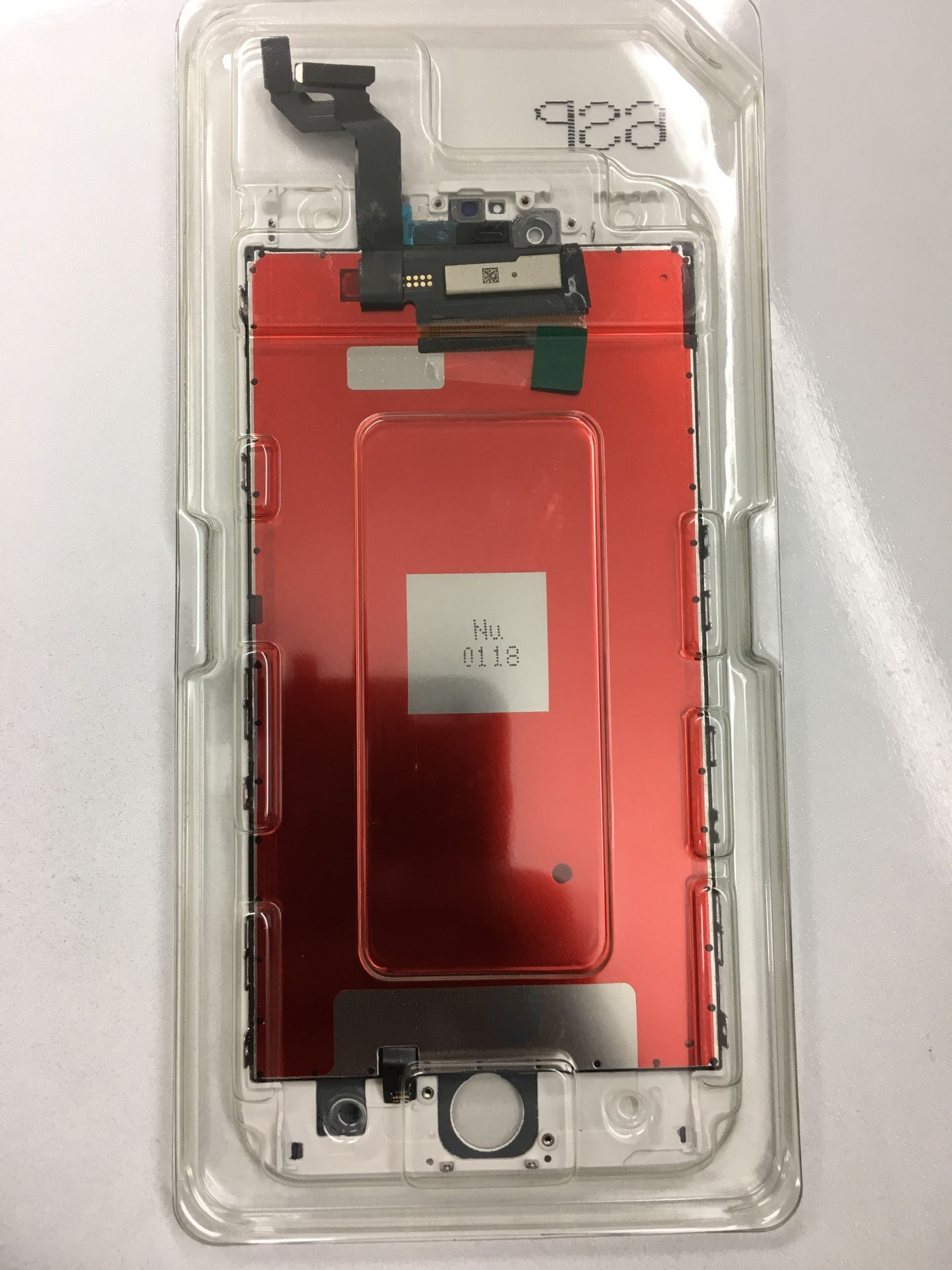 White iPhone 6s Plus LCD Digitizer Touch Screen Assembly Part