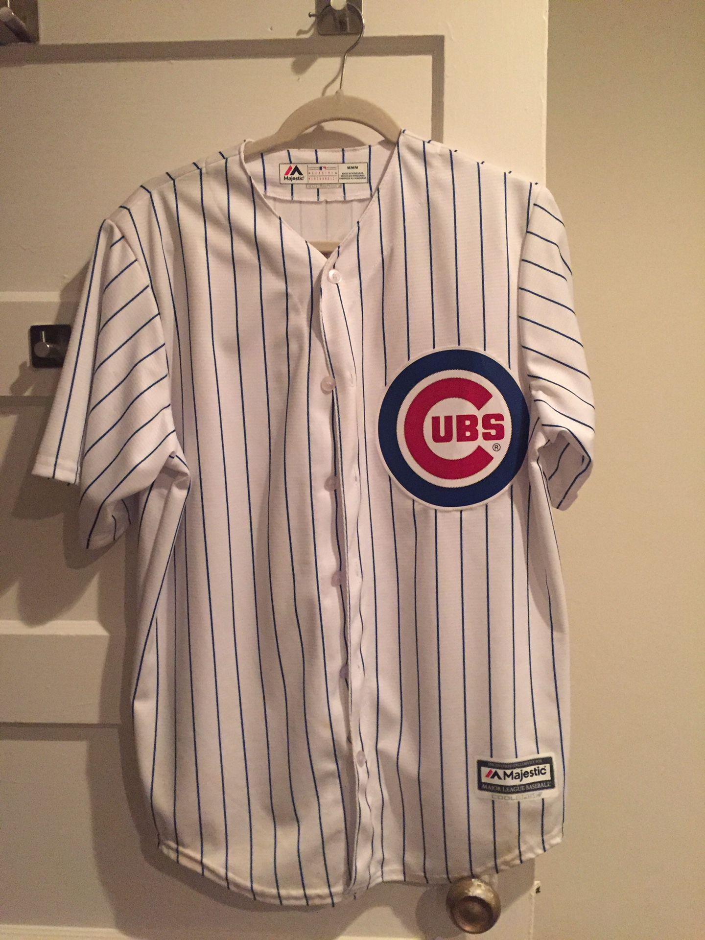 Cubs Jersey (Kris Bryant) size M
