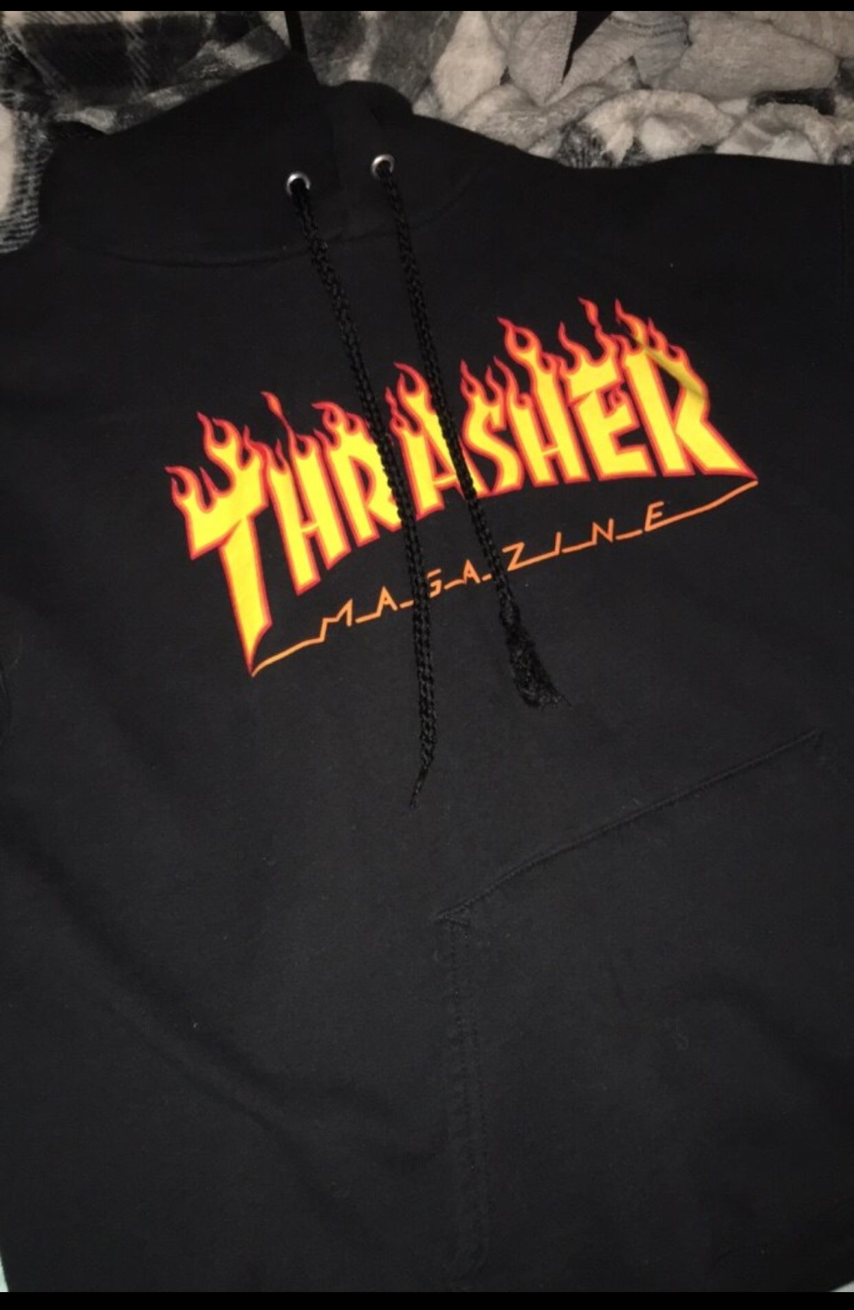 thasher hoodie