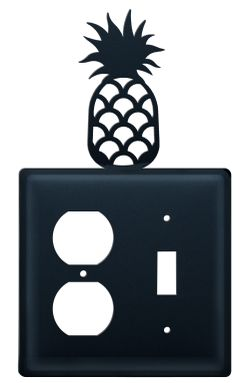 Pineapple Single Outlet and Switch Cove Thumbnail