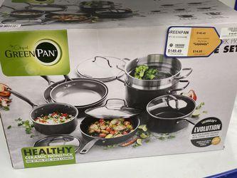 The original Green pan New York pro 11piece set Thumbnail