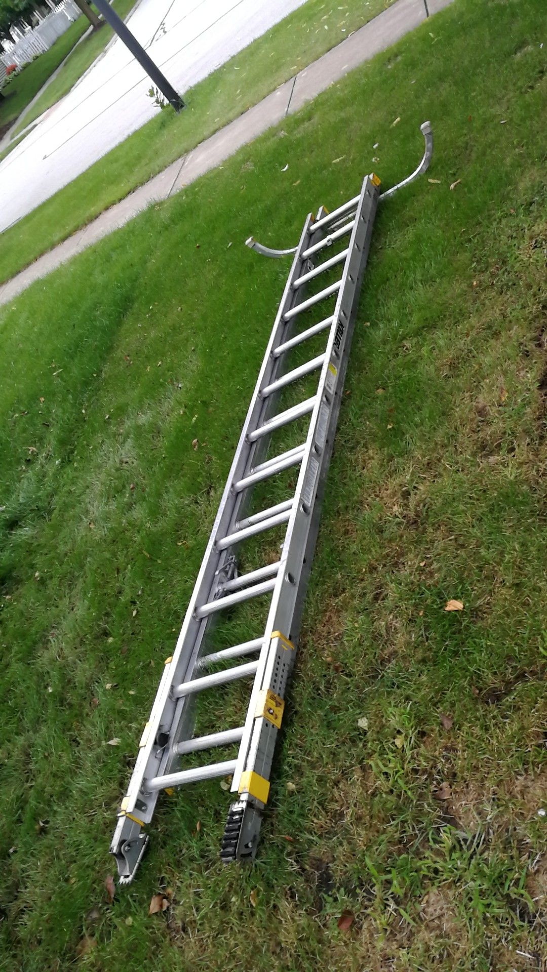 Ladder 24ft (without rack)