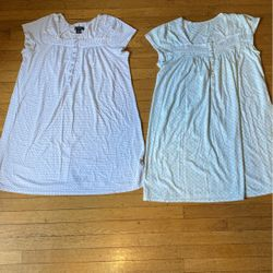 Women's Night Gowns By Earth Angels Size Medium Thumbnail