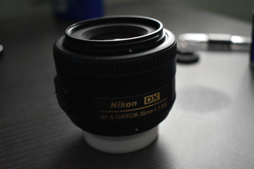 Nikon 35mm AF-S Lense