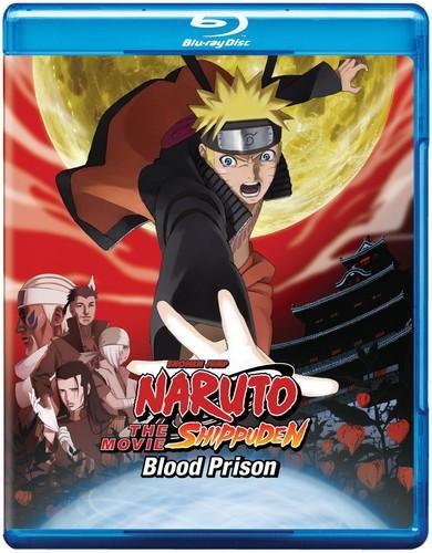 Naruto Shippuden the Movie: Blood Prison [Blu-ray]
