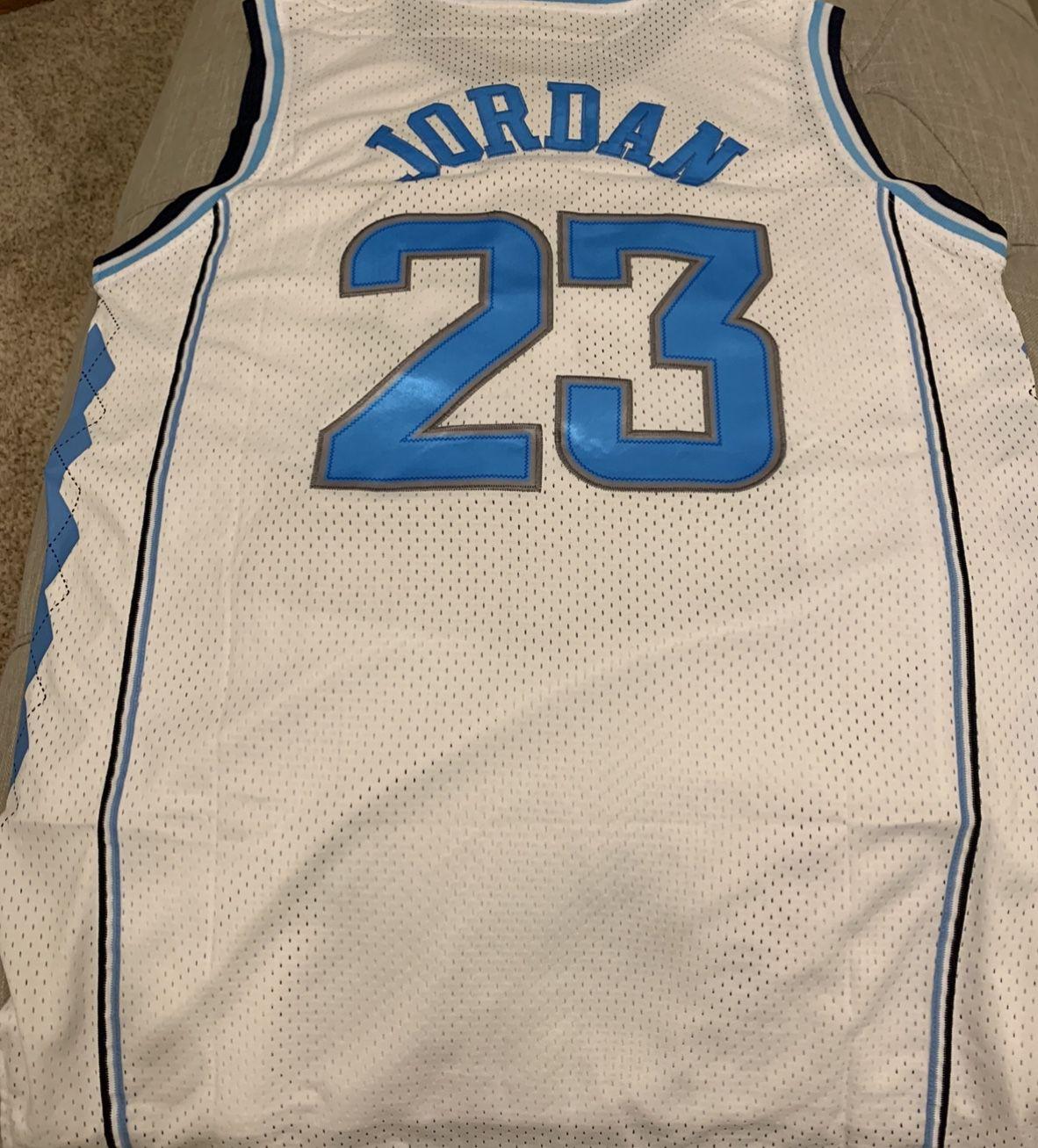 Michael Jordan North Carolina Jersey XL