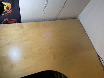 Desk (IKEA COMPUTER CORNER DESK) Thumbnail