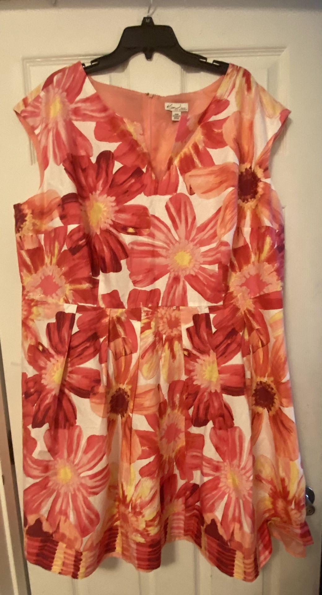 Ladies Dress 24W