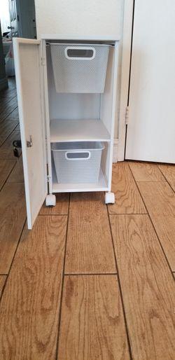 Metal Storage Locker With Key- Bed Bath and Beyond  Thumbnail