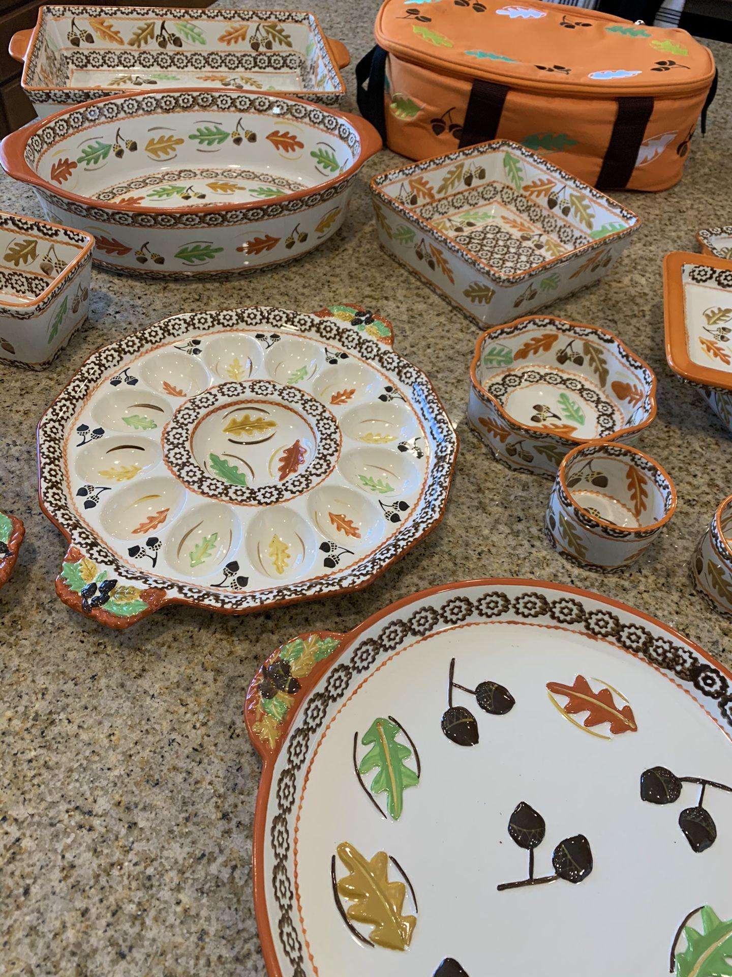 Fall cookware