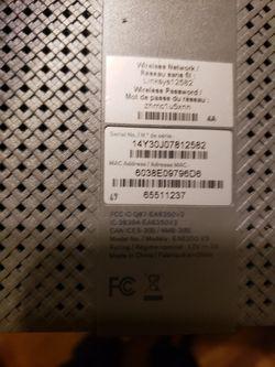 LINKSYS EA6350 Dual-Band Wi-Fi Router Thumbnail