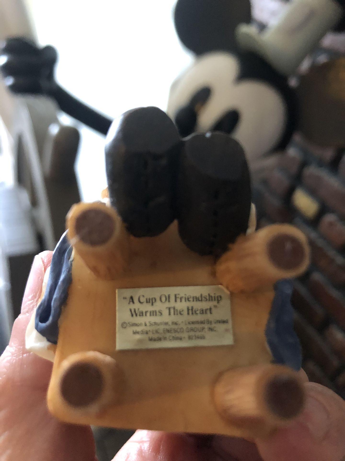 Raggedy Ann and Andy figurine