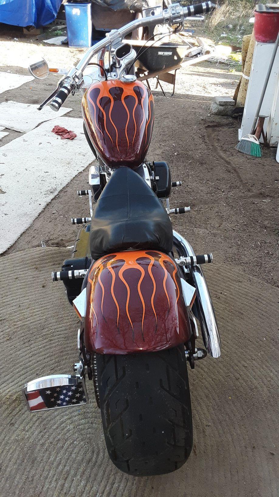 Custom S and S motor