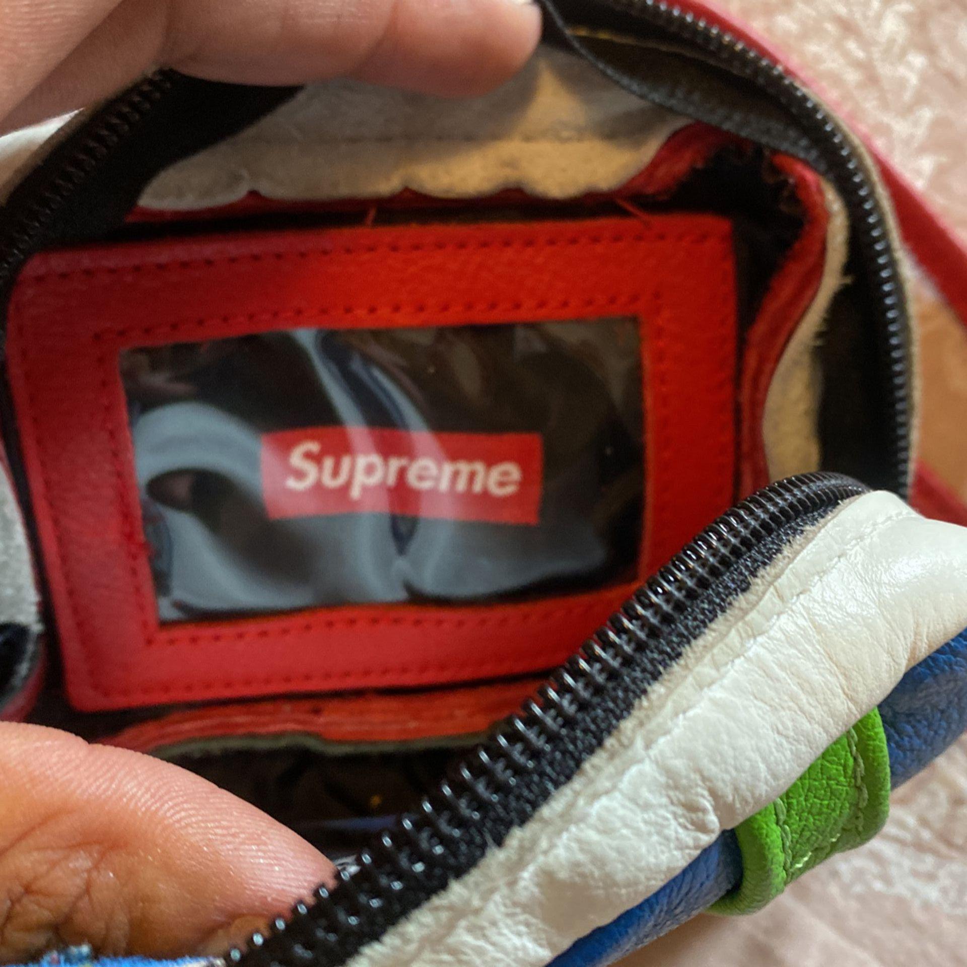Vanson/Supreme Wrist Bag