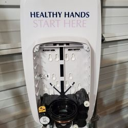 purell automatic dispense hand sanitizer with floor mount stand Thumbnail