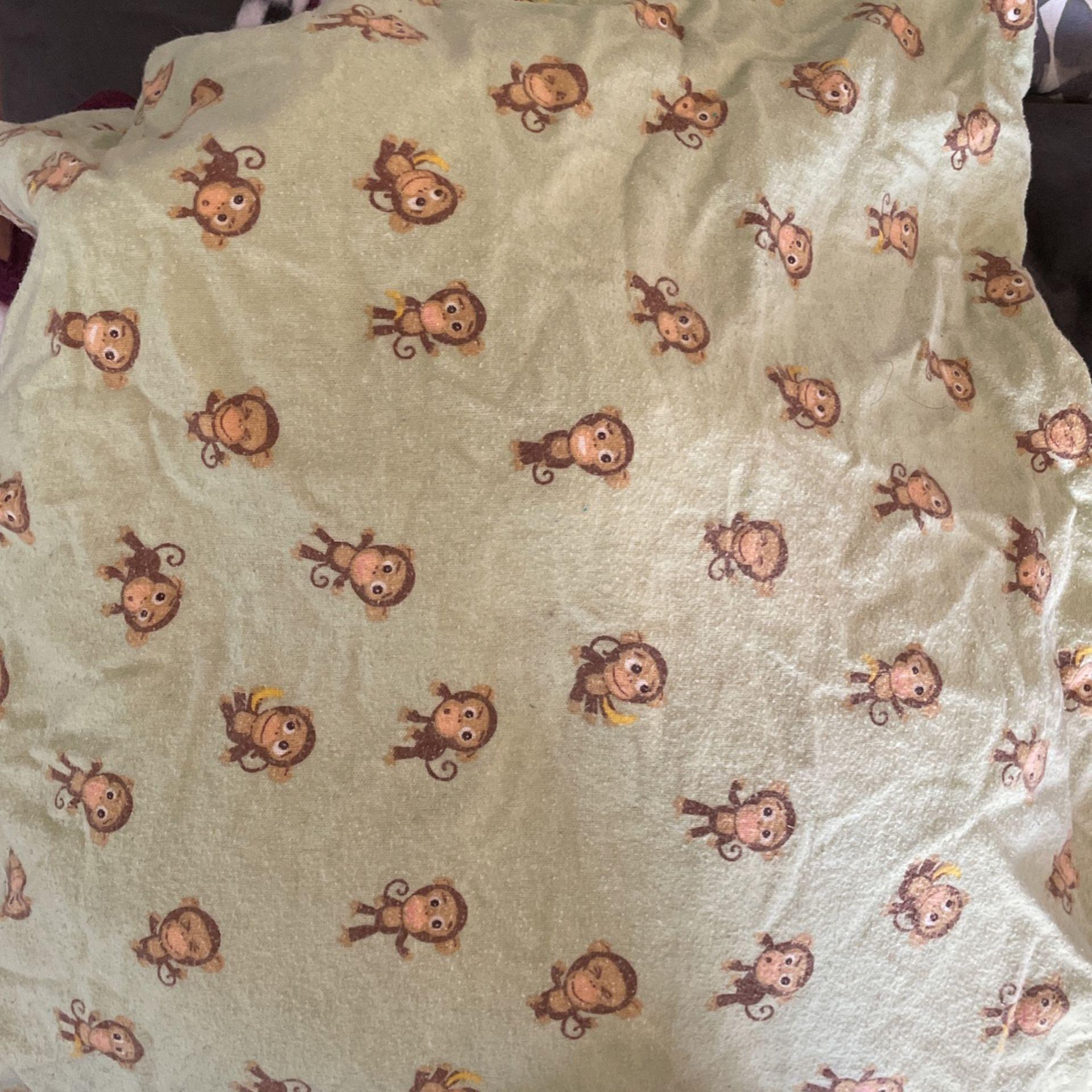 Twin Flannel Sheet Set