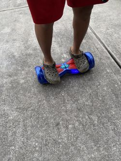 Hover board Bluetooth Thumbnail