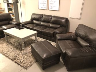 3 piece living room set Thumbnail