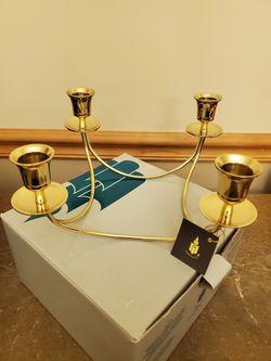 Quartet Candle Holder-Partylite Thumbnail