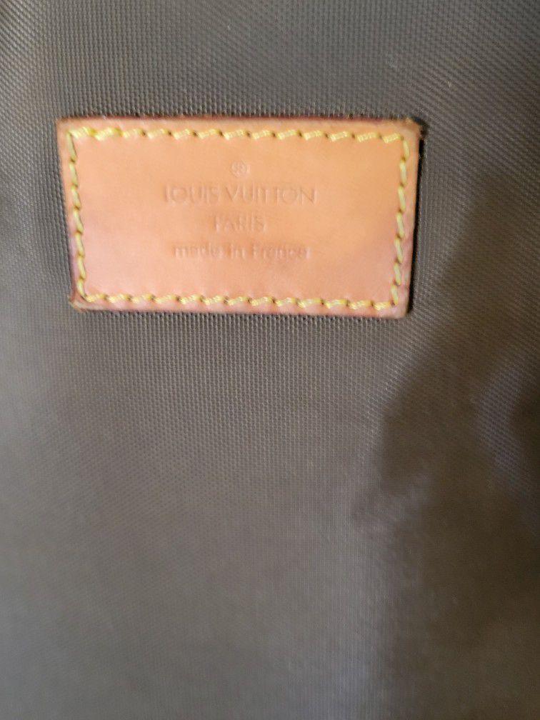 Original LOUIS VUITTON Garment Traveling Bag
