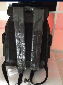 Coach Men's Track Bagpack 😍 Thumbnail