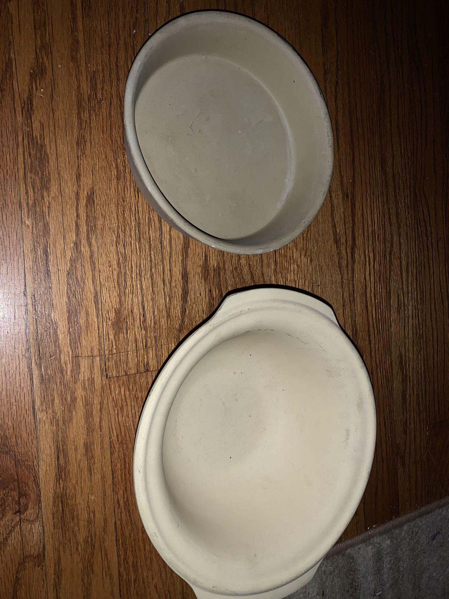 New Pampered Chef Stoneware