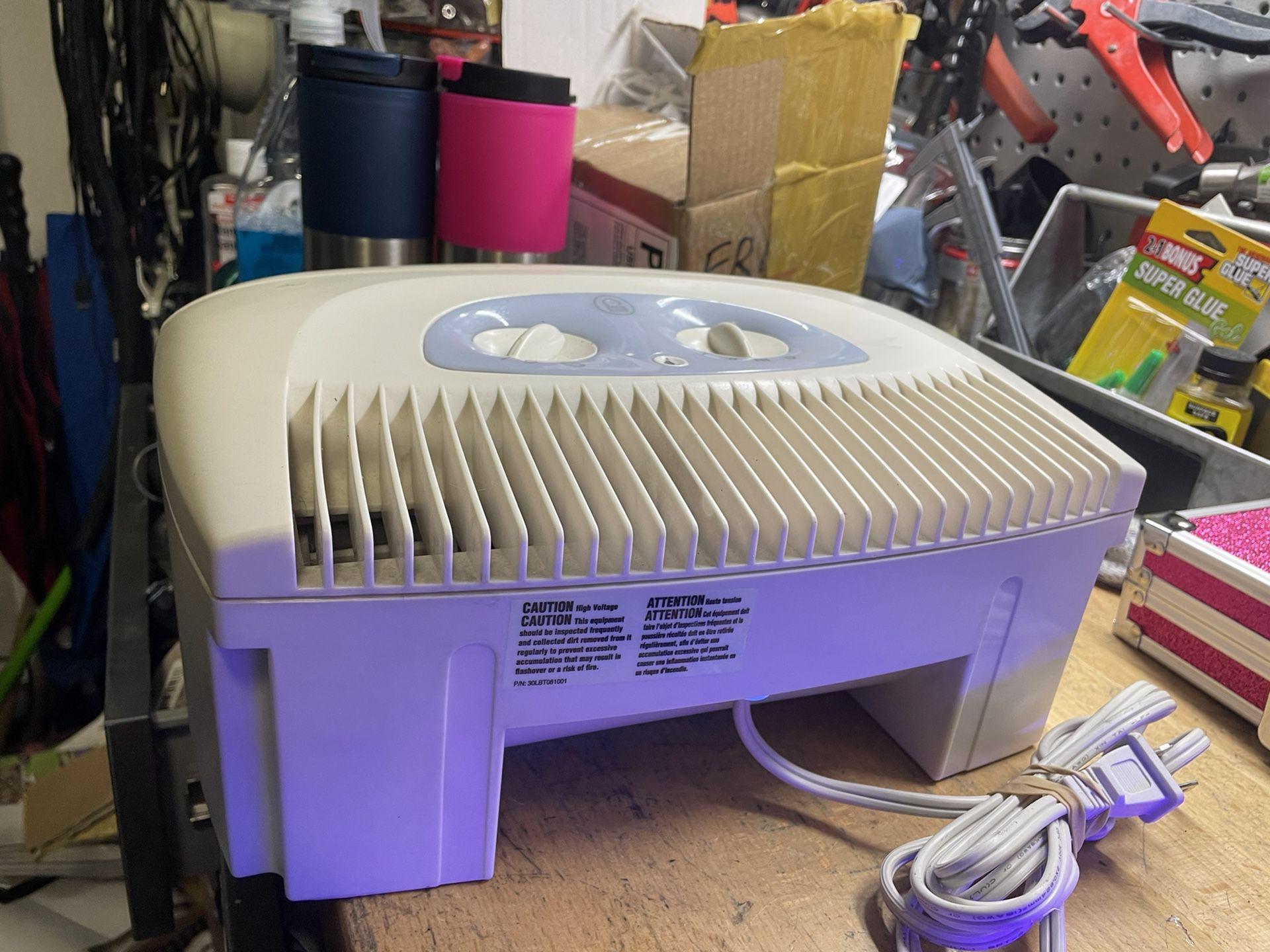 Honeywell air purifier unit