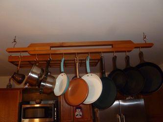 Pot Rack/Cookware Hanger Thumbnail