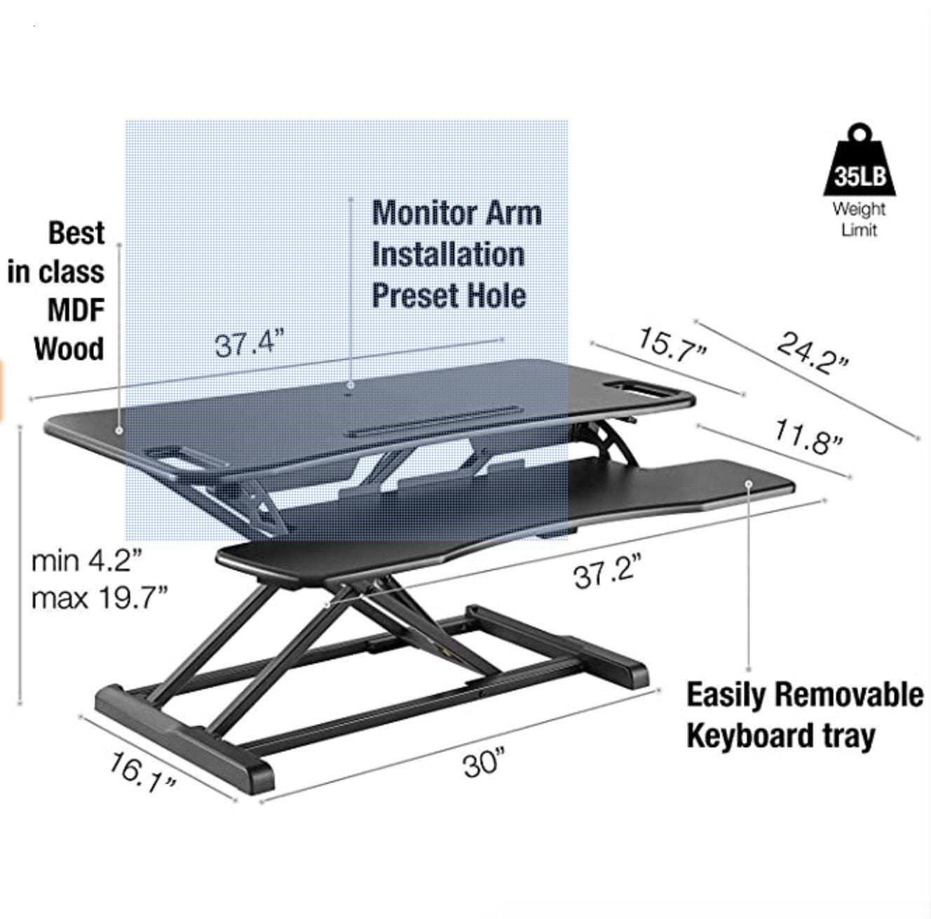Standing Desk / Sit stand Desk