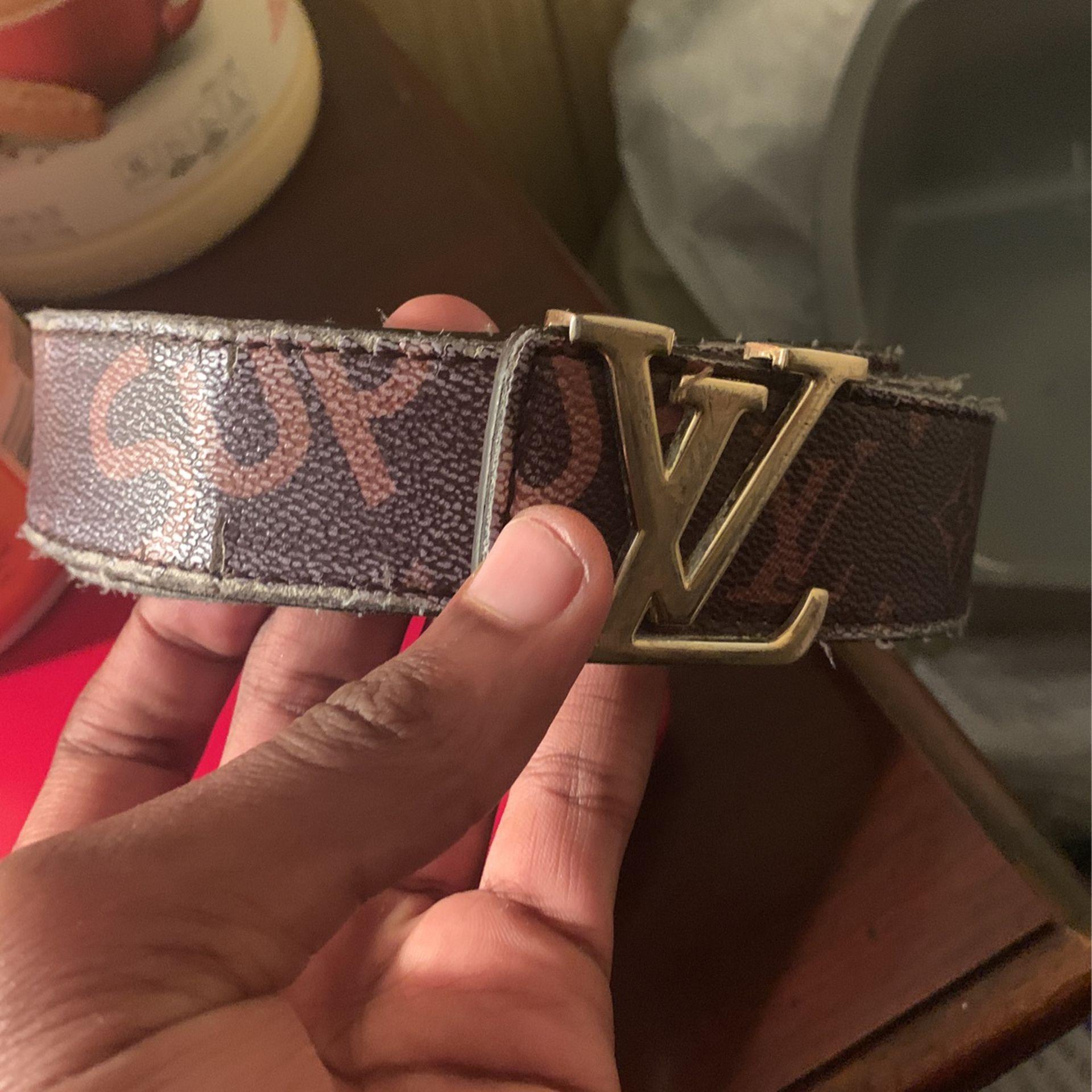 Louis Vuitton Designer Belt