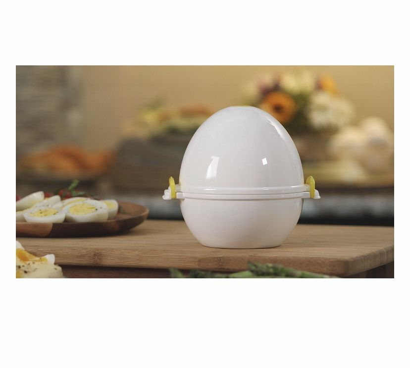 As Seen On TV, Egg Pod Microwave Egg Cooker