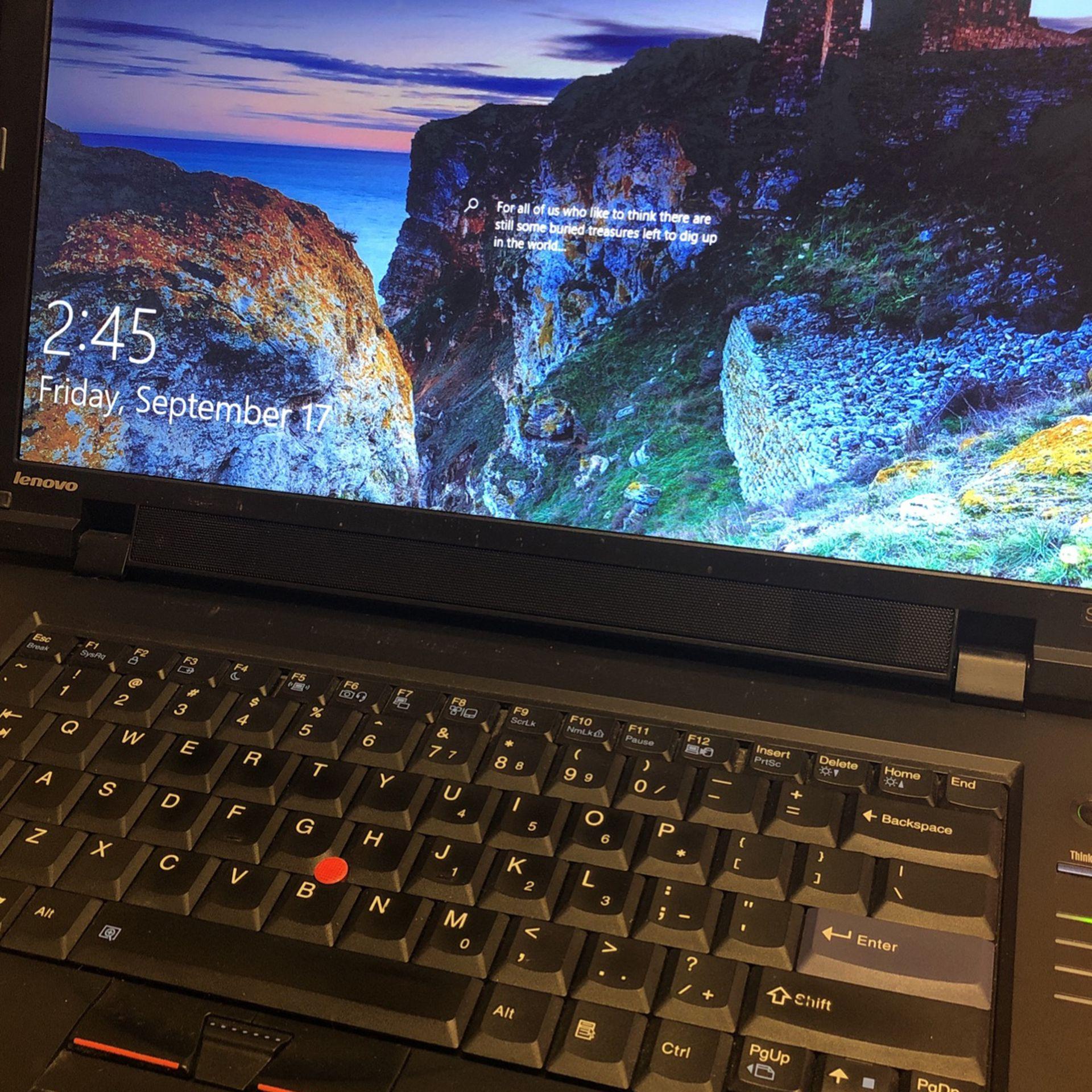 Lenovo ThinkPad SL510 Win10 Office 2019