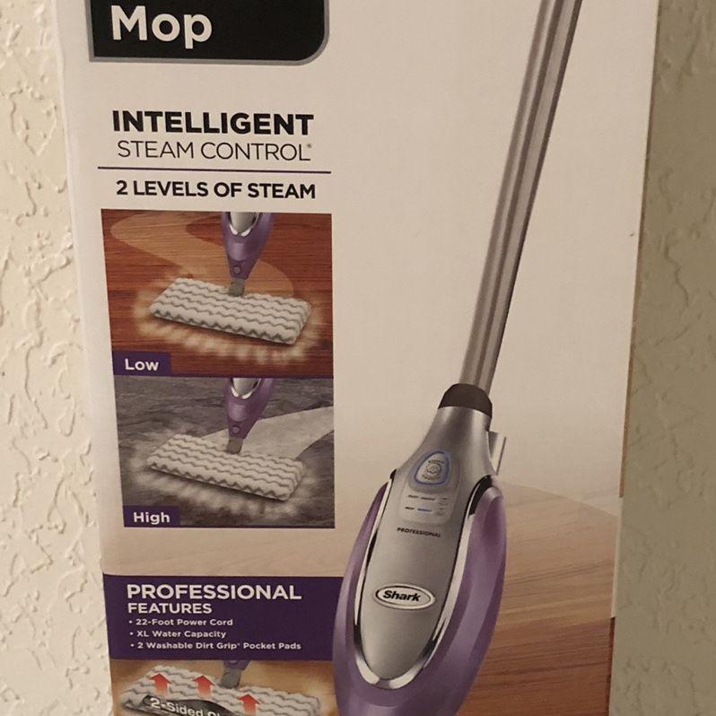NEW Shark Pro Steam Pocket Mop