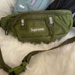 Green Fenny Pack Waste Belt Supreme  Thumbnail