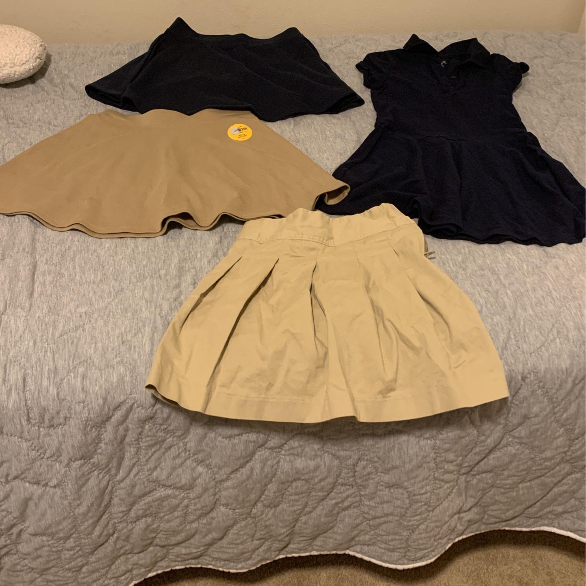 Brand new - Never Worn School Uniform Items Girl