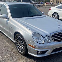 Mercedes E63 Amg Thumbnail