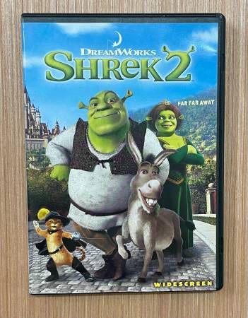 Shrek 2 - Far Away (Widescreen) Children's And Family 2004 DVD Movie
