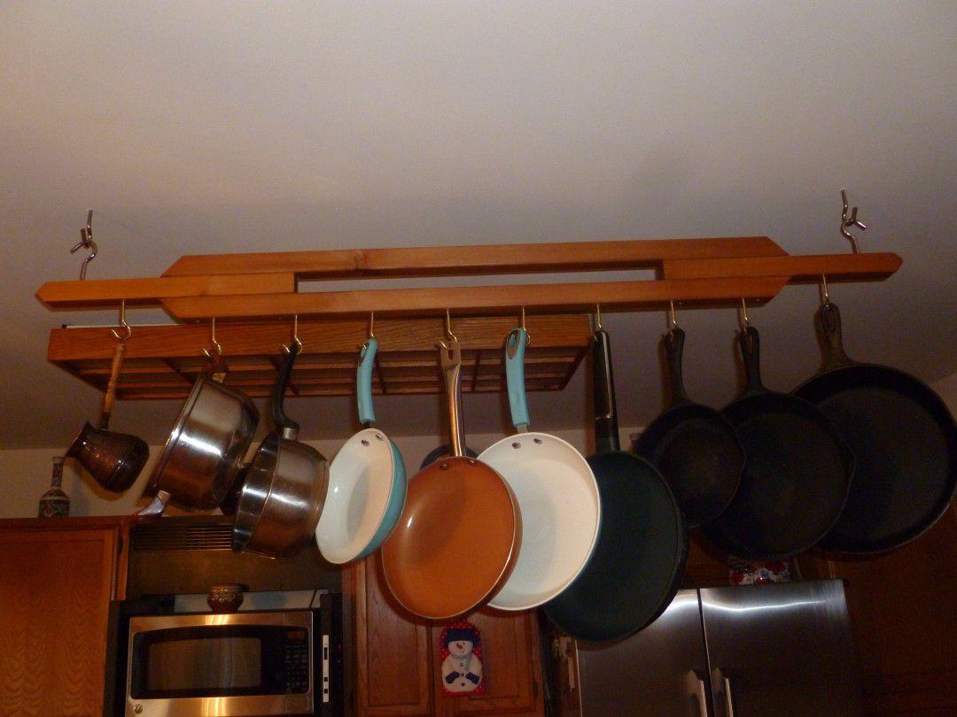Pot Rack/Cookware Hanger