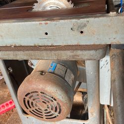 Rockwell  3 Phase Industrial  Table Saw Thumbnail
