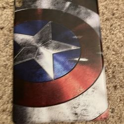 Captain America iPad Case Thumbnail