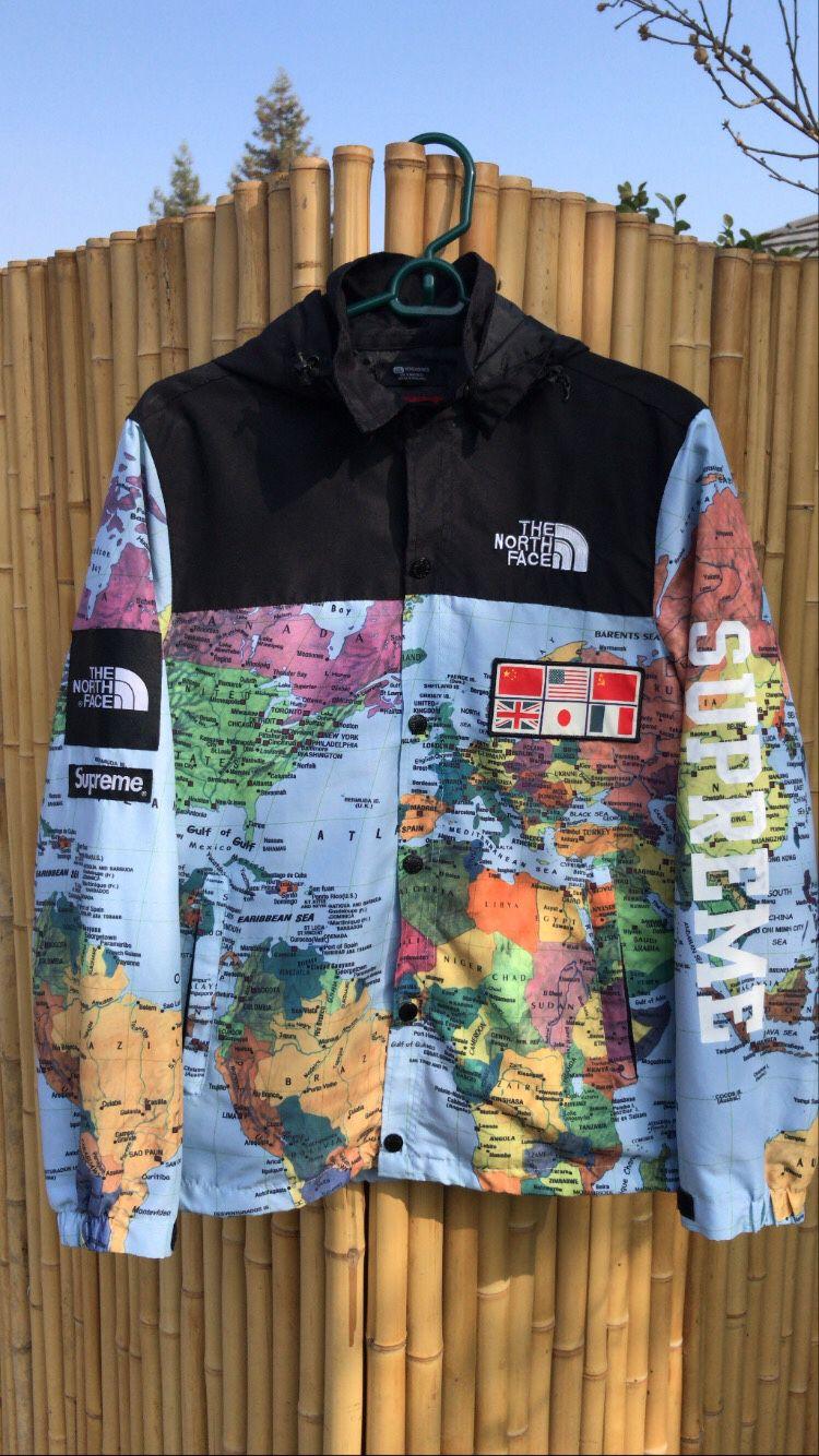 Supreme x North Face Jacket