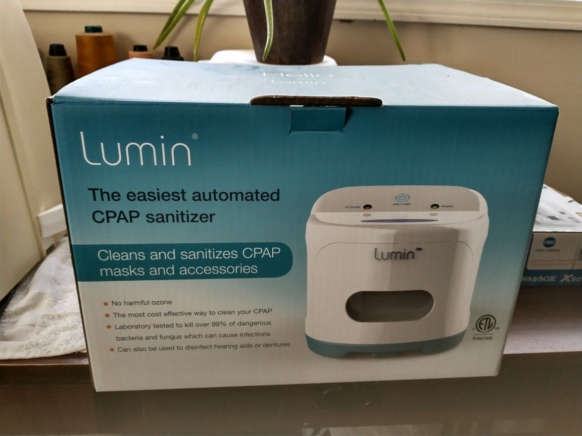 CPAP CLEANER  $150. Never Used.