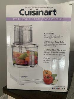 Cuisinart Custom Pro 11 - Food Processor Thumbnail