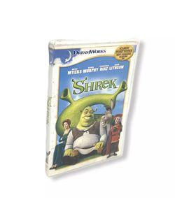 Dreamworks Shrek DVD Cover Sleeve (Disc Not Included) Thumbnail