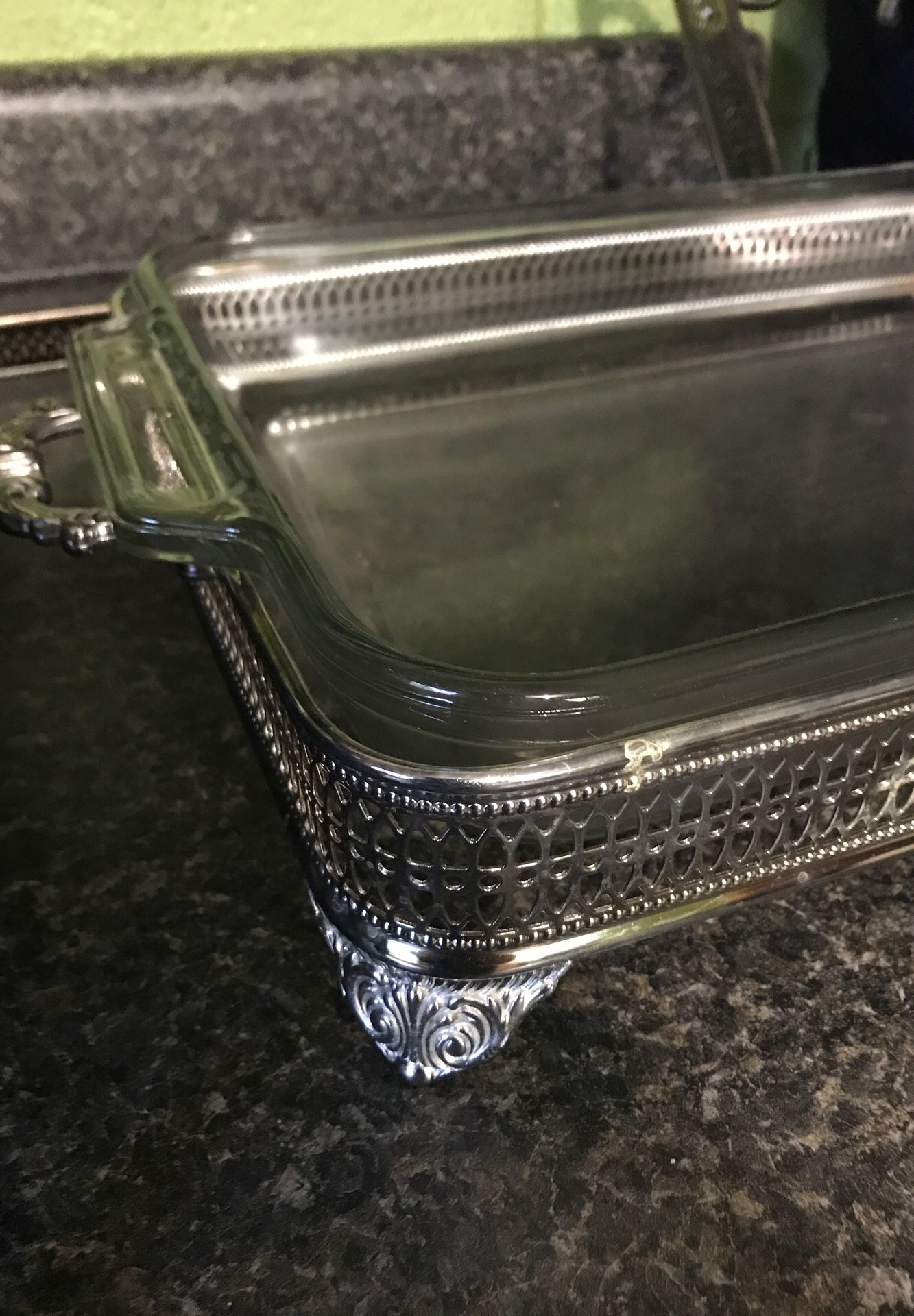 Towle appliances/ serving dishes
