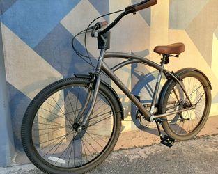 "NEW! 26"" Men's Cruiser Bike. 7 Speeds. Rider Height 5'2""- 5'10"". PRICE IS FIRM! 🚲👩🔧🚴 Thumbnail"