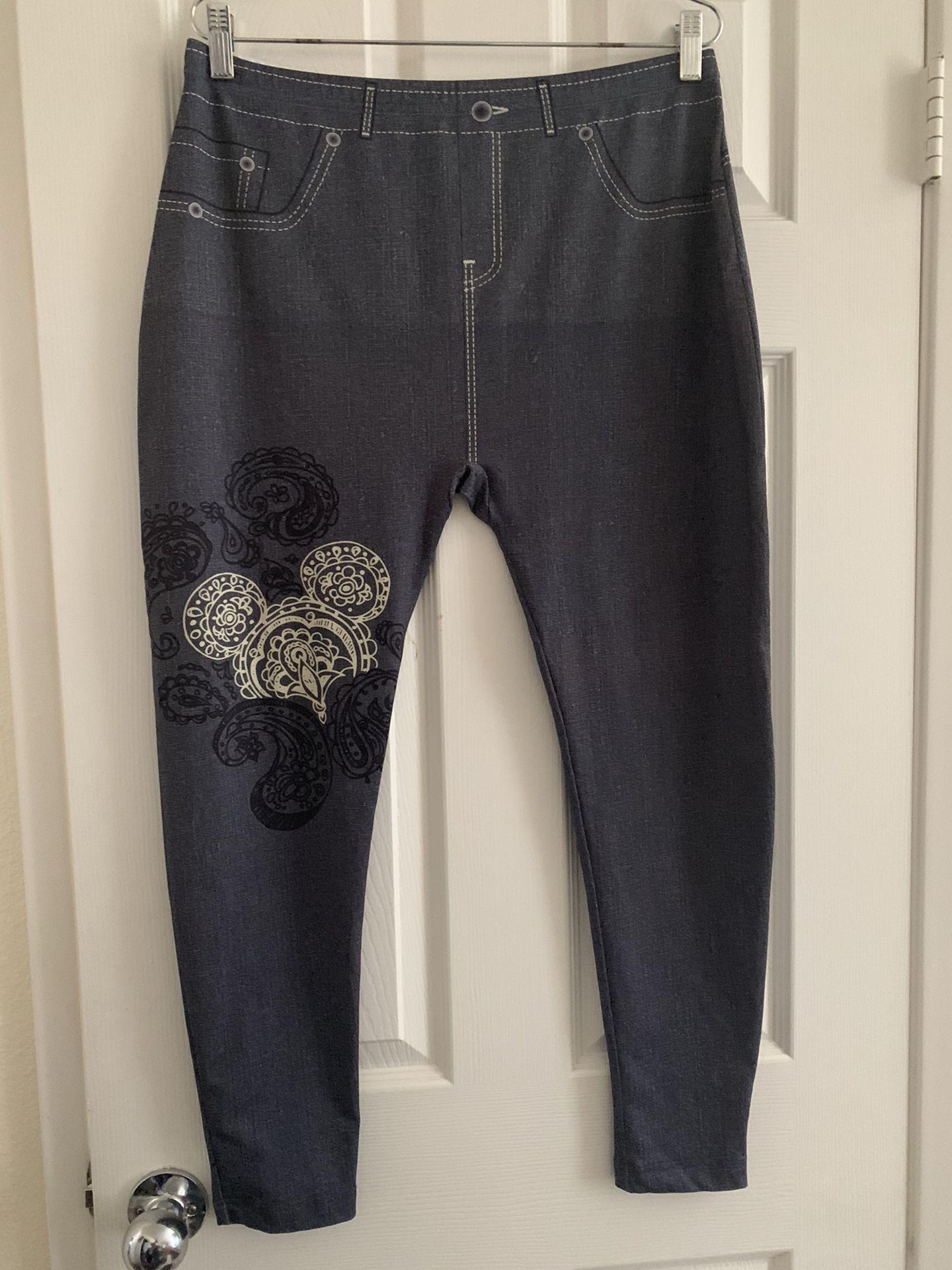 Leggings pants size L