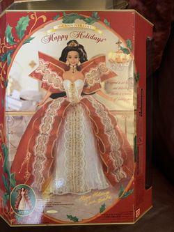 New in Unopened Box Special Edition Holiday Barbie Thumbnail