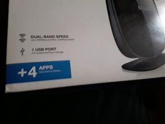 **New in box Belkin Witeless Router Thumbnail
