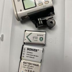 Sony Video Camera Thumbnail